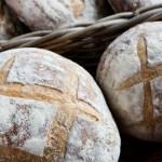 Artisan Bread in Basket