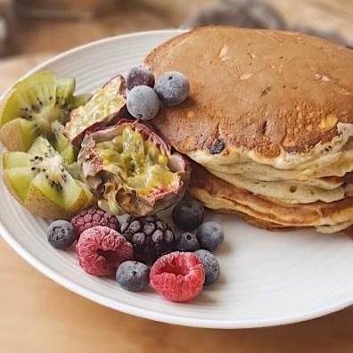 Pancakes - banaan