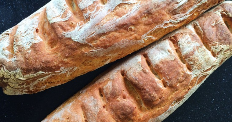 Baguette de ma Maman – makkelijk stokbrood