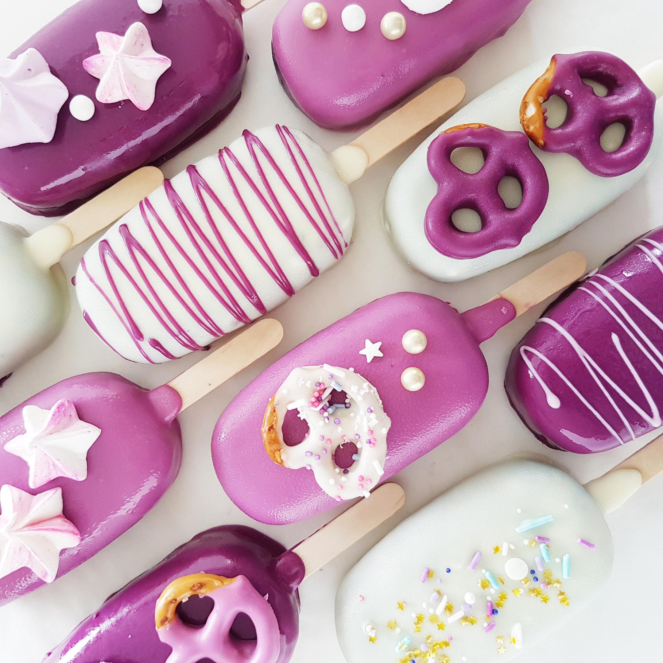 The Baking Experiment Signature Purple Cake Pops_2