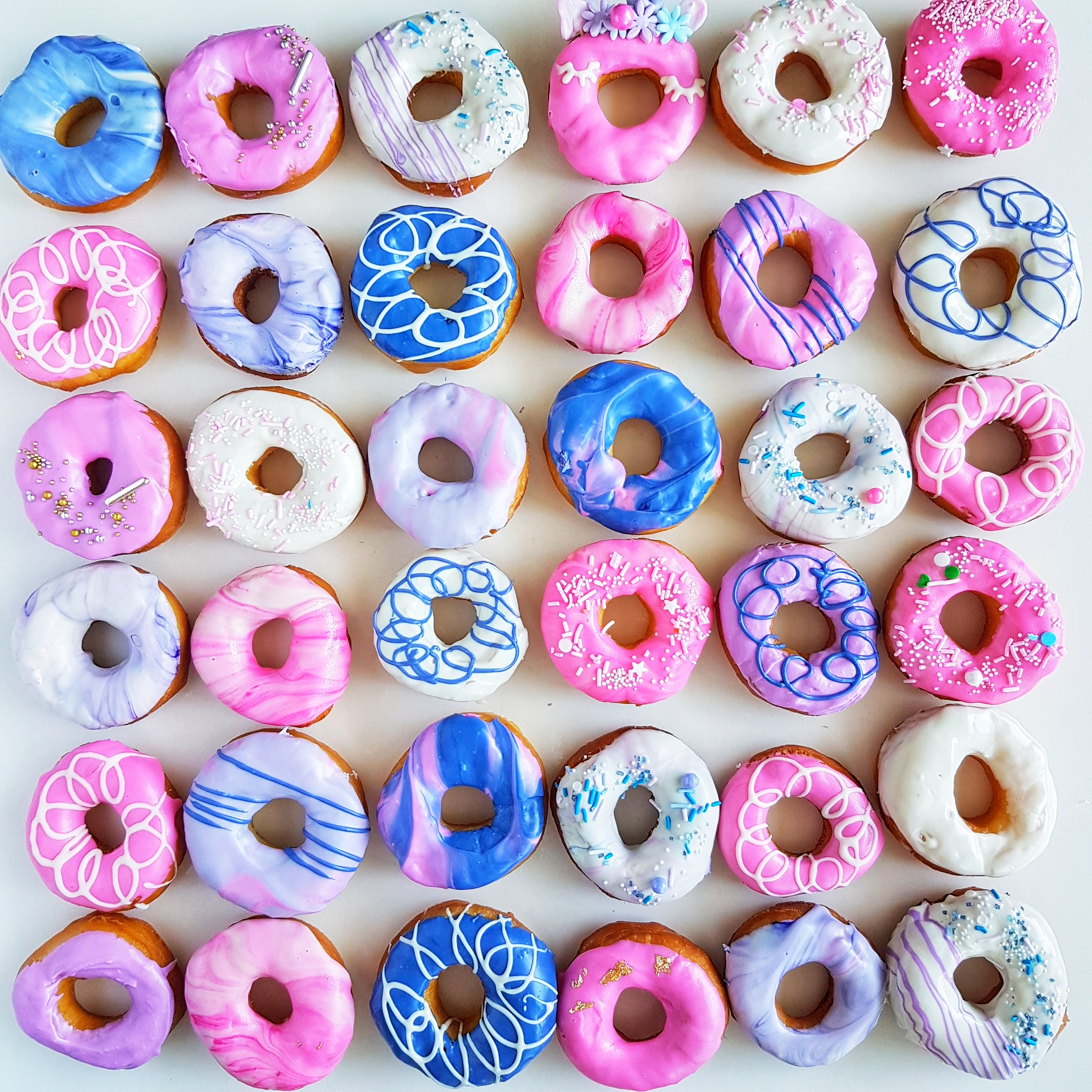 The Baking Experiment Donuts