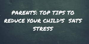 Tips to help your child through exam worry