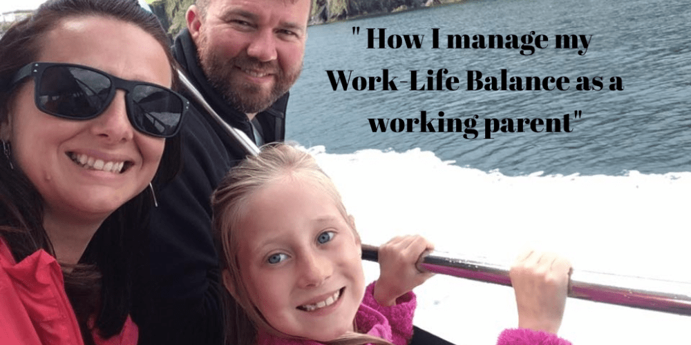 Inspiring Parents: How to find work-life balance once the school run starts.
