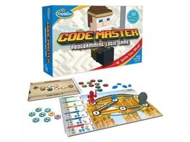 Thinkfun CodeMaster Coding for Kids
