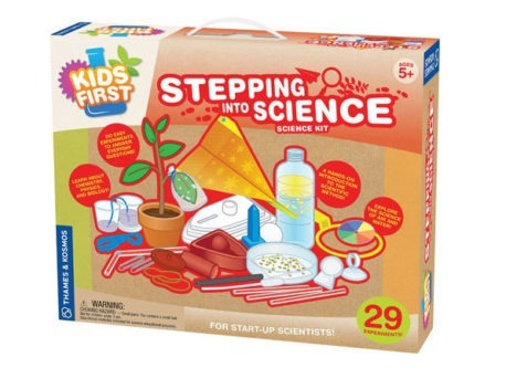 Stepping Into Science Kids First STEM Science