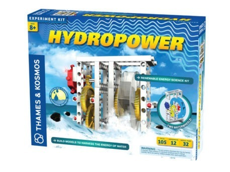 Combo Year 6 | Maths English Science 8-book set | Hydropower Discovery Kit