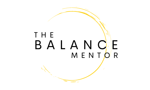 THE BALANCE MENTOR logo