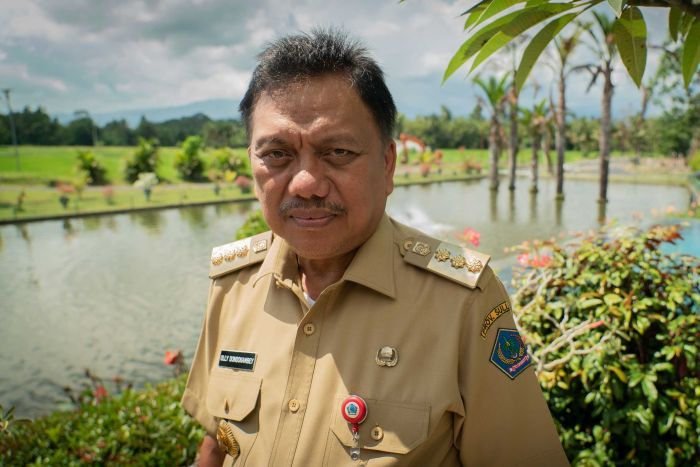 North Sulawesi's Governor, Olly Dondokambey says his region could soon rival Bali.