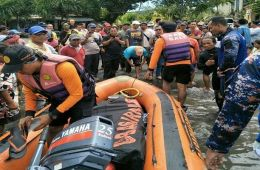 Local Fisherman Drowns In Bali