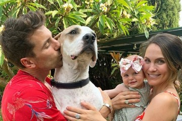 Matty J shares sweet snaps of daughter Marlie-Mae in Bali