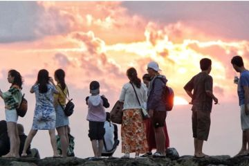 The coronavirus outbreak has put a dent in Indonesia's tourism, as some 10 thousand Chinese tourists chose to cancel their plans to visit Bali