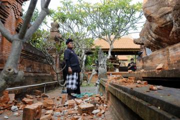 bali disaster preparedness