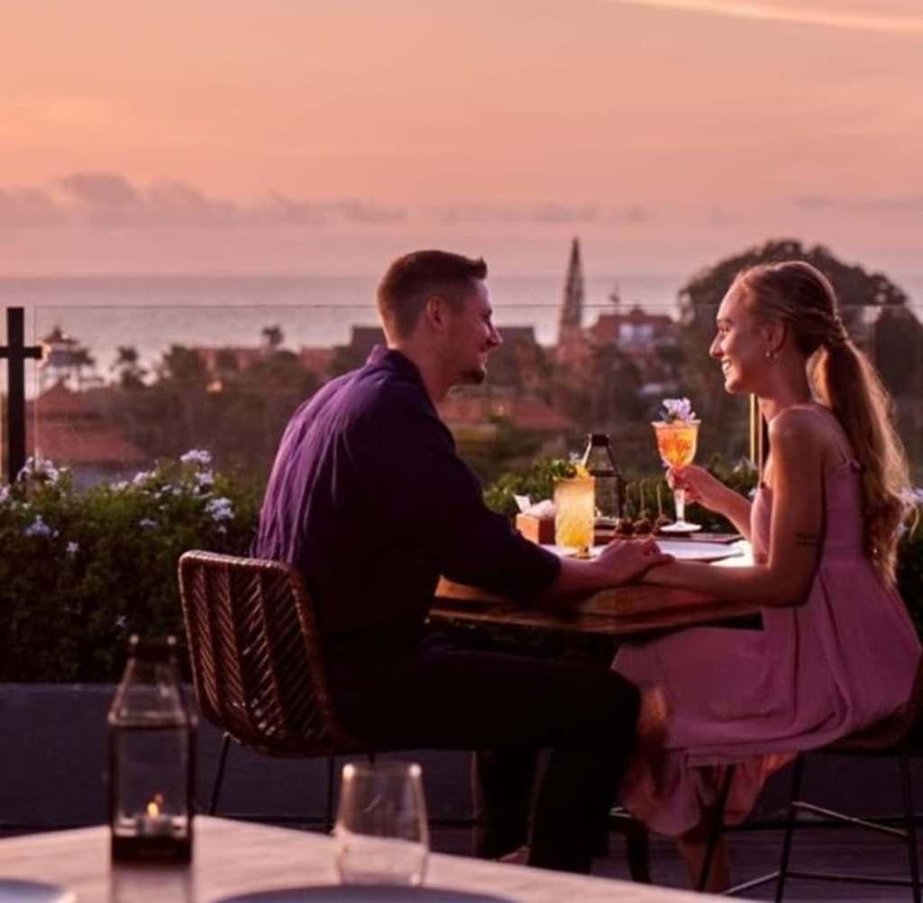 best rooftop bar bali