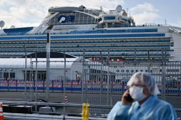 Bali Locals Still Quarantined On Cruise Ship