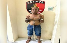 Thief Arrested For Stealing From Sick Patients At Sanglah Hospital In Bali