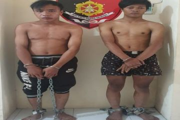 Two Boarding House Thieves Behind Bars