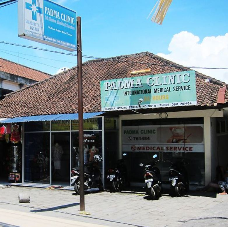 bali medical clinic