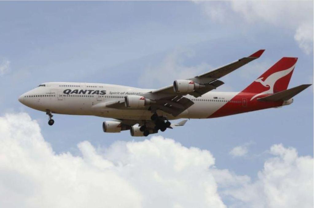 quantas airlines