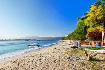 Gili Islands Off Lombok Closed For Two Weeks