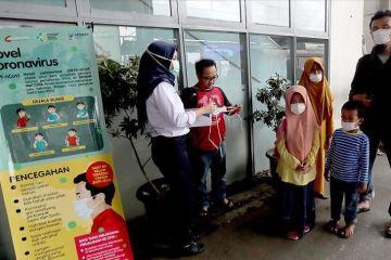 Indonesia's Coronavirus Cases Surge to 19
