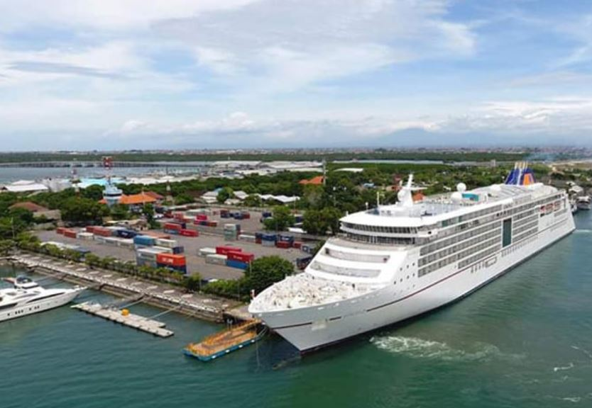 bali benoa cruise port
