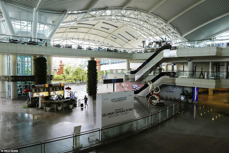 The Gusti Ngurah Rai Airport