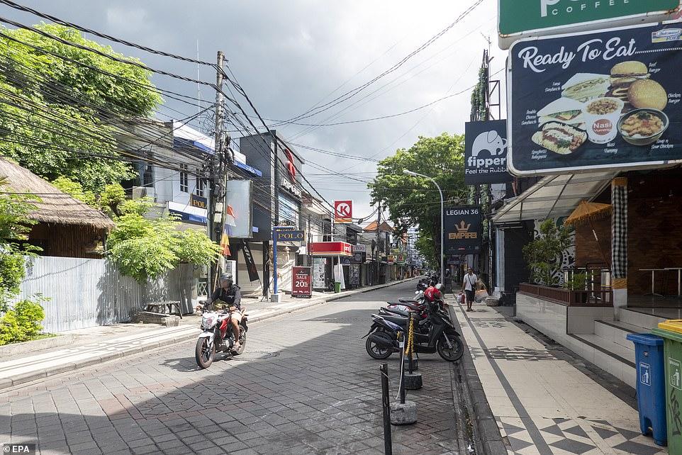 shops closed in bali