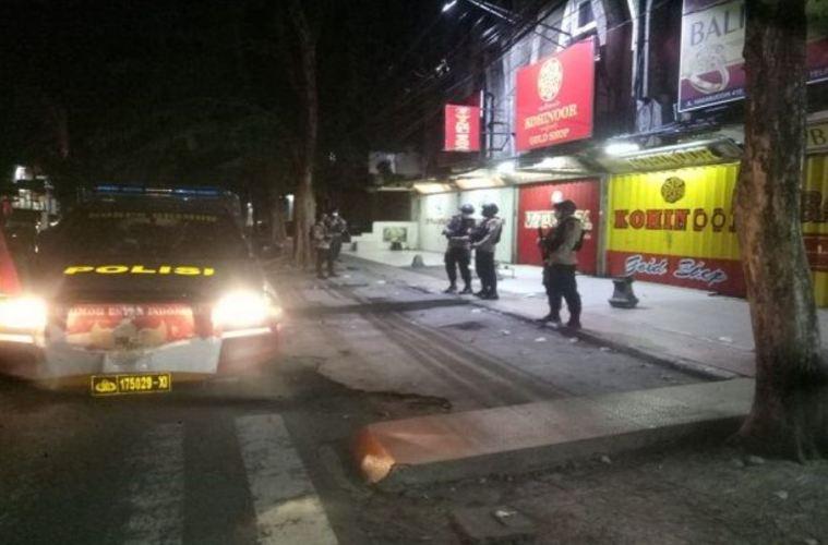 Increasing Crime In Bali Results In Night Patrols By Police Task Force
