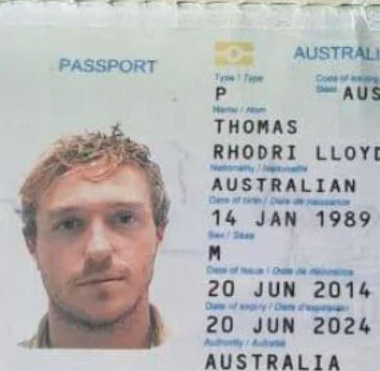 Rhodri Lloyd Thomas