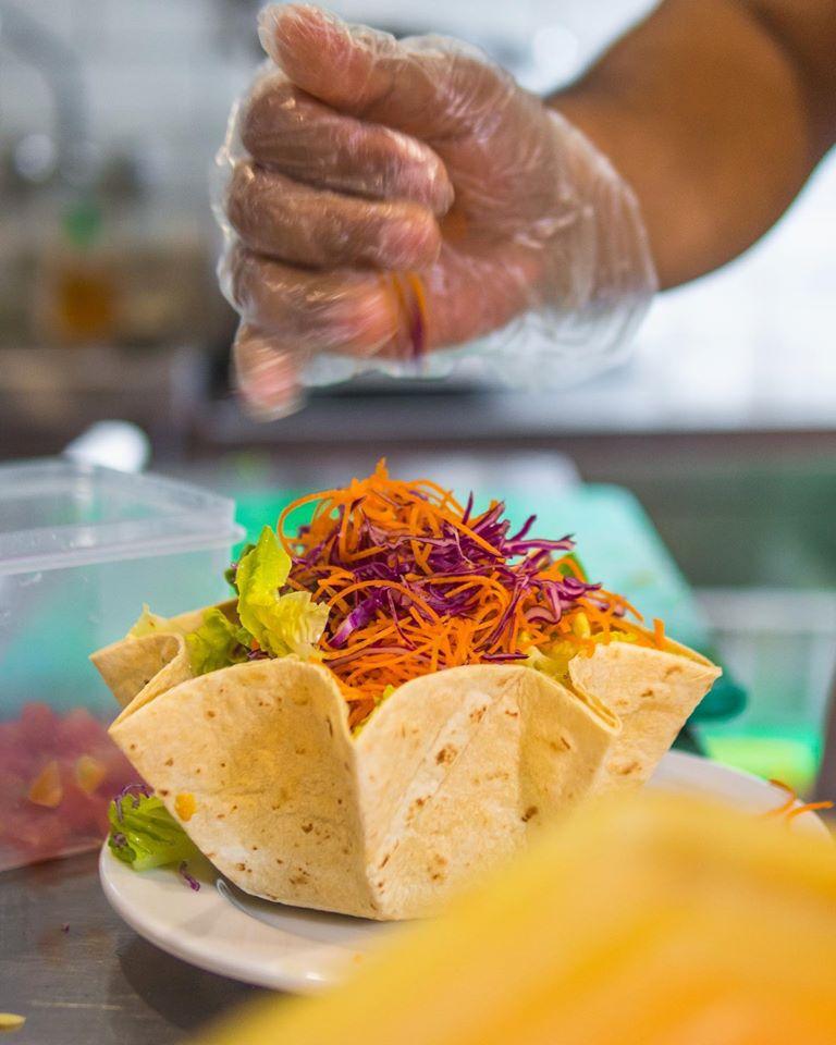taco casa mexican food in bali