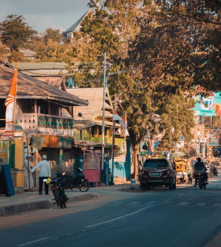 street in ntt