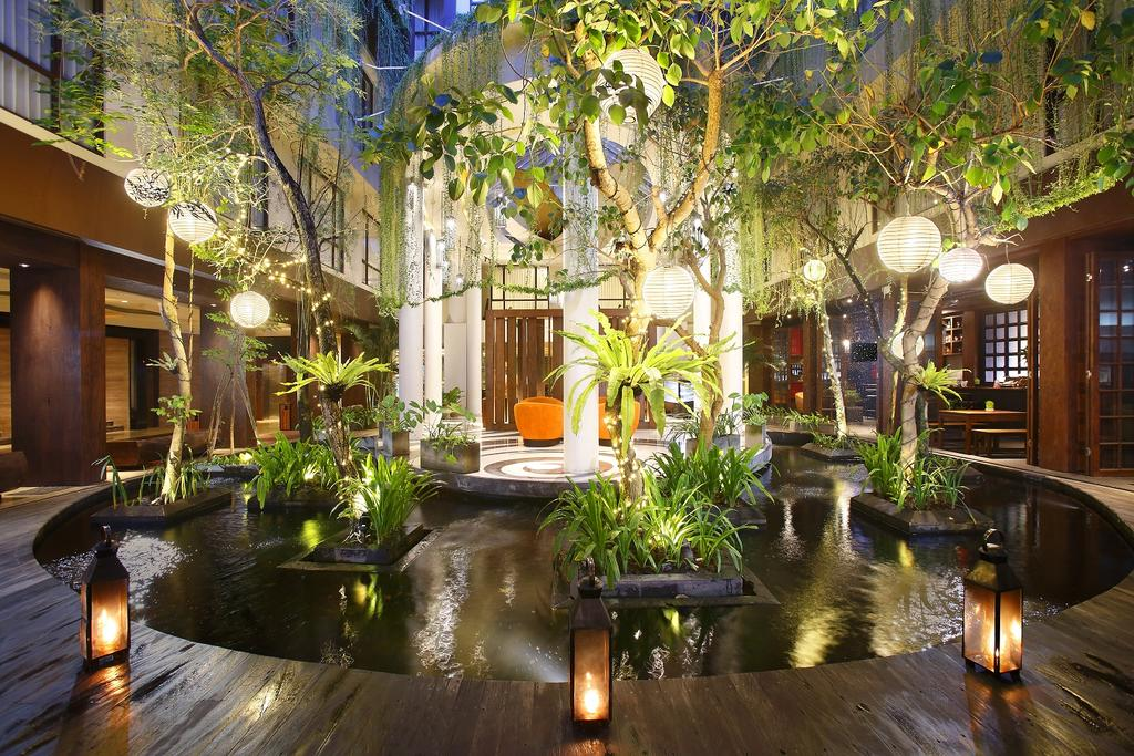 Swiss-Belhotel Rainforest in Kuta