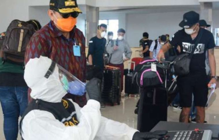 Travelers Entering Bali Via Airport Will Undergo Mandatory Swab Tests