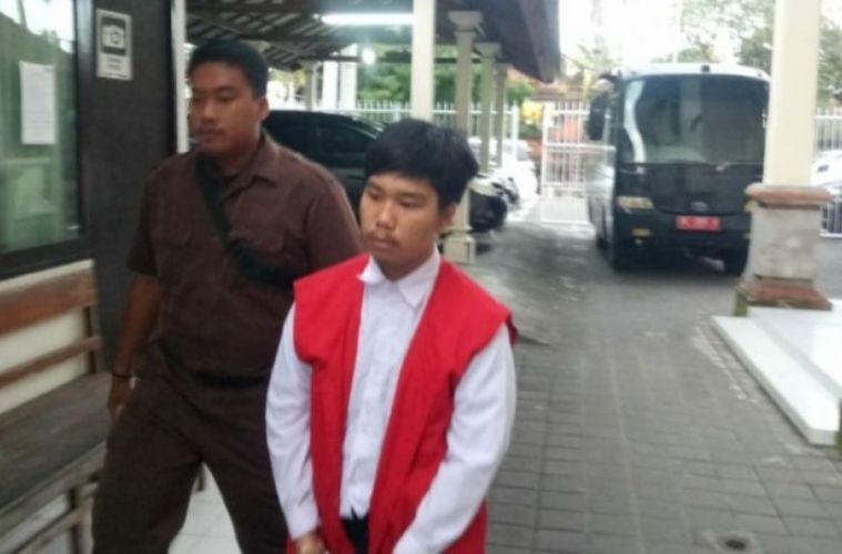'You Create A Negative Image of Bali Tourism' 19 Year Old Foreigner Gets 20 Years In Prison