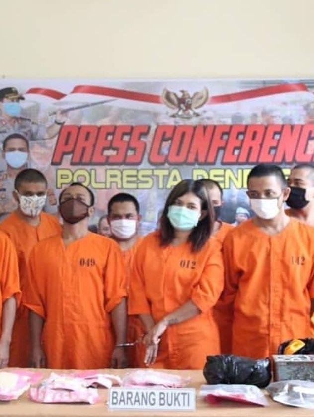drug arrests in bali