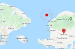 lombok and bali earthquake