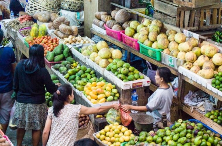 Another Market Outbreak In Bali as 35 Vendors Test Positive