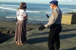 Bali Police will patrol beaches foreign tourists