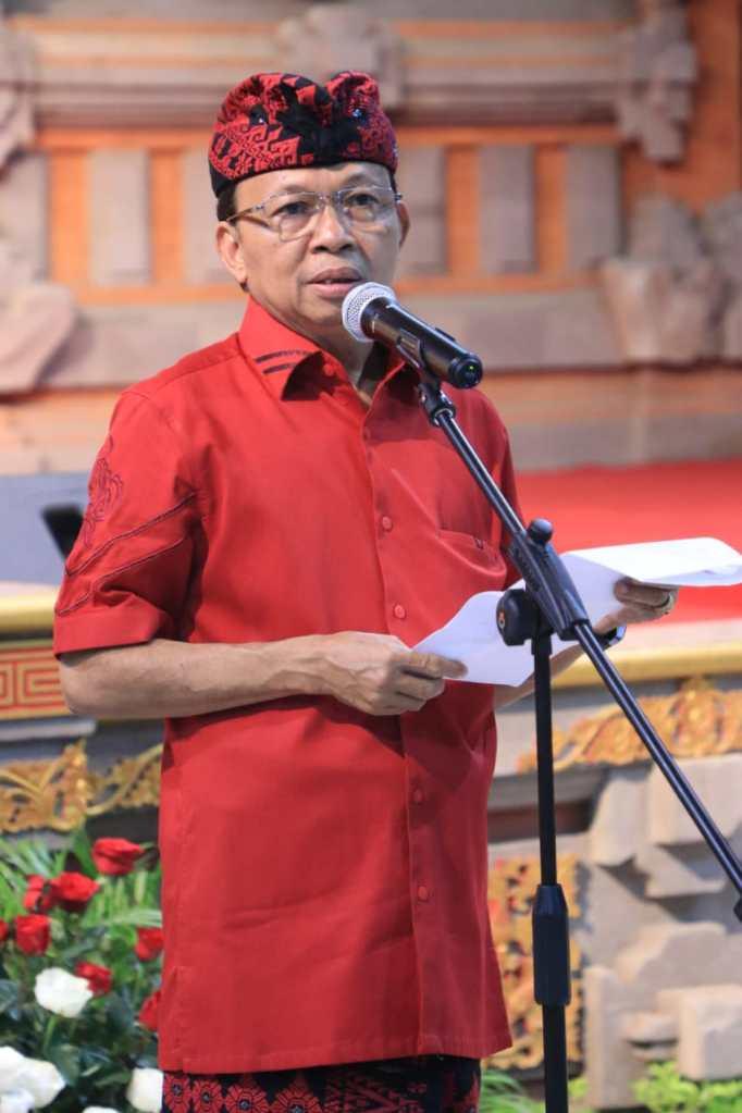 Governor Bali