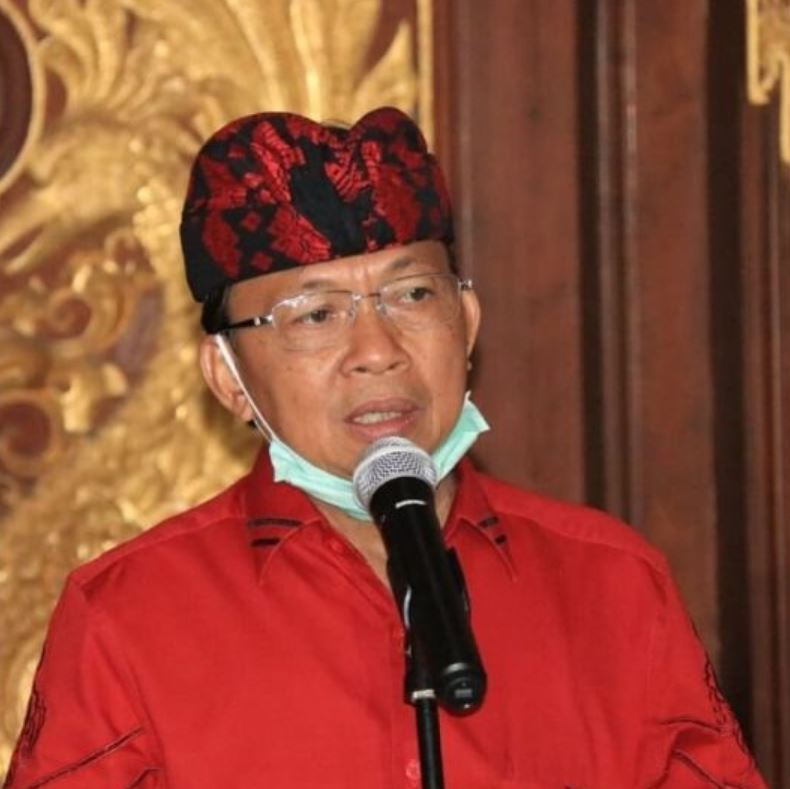 Governor Wayan Koster