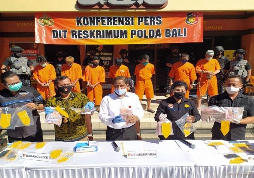 atm arrest bali theft