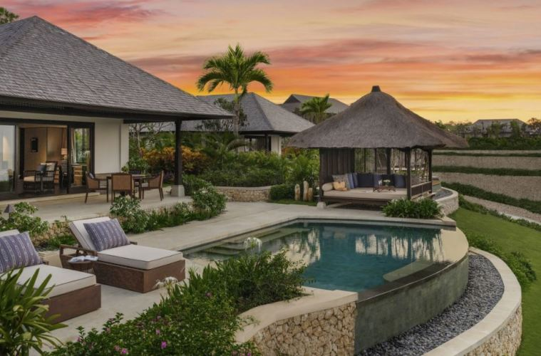 Raffles Hotels Opens First Property In Bali Ready to Pamper Guests
