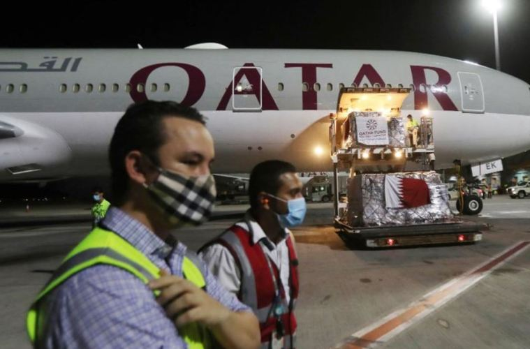 qatar airways resumes flights to bali