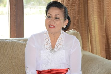 Bali Governor's Wife Has Tested Positive For COVID-19