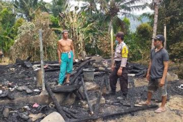 Couple Loses Home To Fire In Kintamani Bali