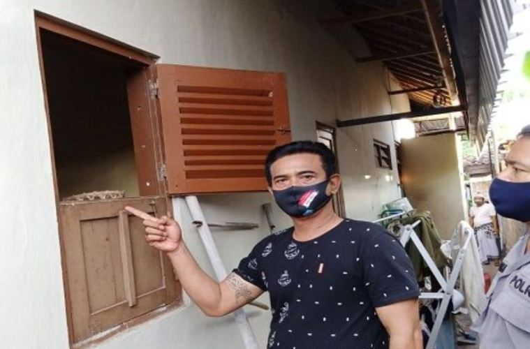 Man Who Broke Into Home In Bali Beaten By Local Mob