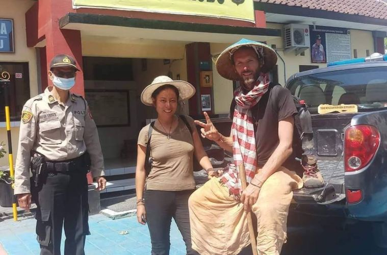 American And Canadian Expats Have Been Found After Getting Lost In Bali Jungle