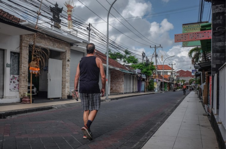 Bali Losing $650 Million USD Per Month As Ban On Foreign Tourists Enters Month 7