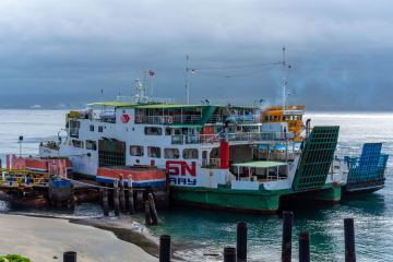 New Ferry Route Helping Bali Traffic Flow From Gilimanuk To Denpasar