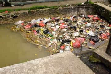 New Sewer Cleaning Program To Remove Rubbish And Help Stop Flooding In Bali
